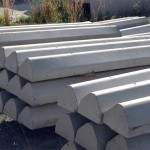 Hyland Concrete Parking Curbs